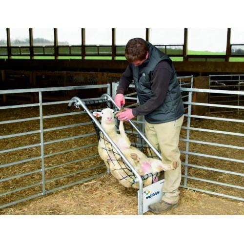 Agrozon Koyun-Keçi Ayak Tırnak Bakım Aparatı (Agrozon Koyun Şezlongu)