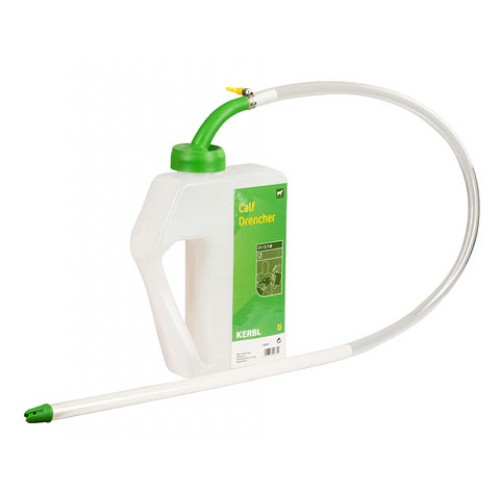 Buzağı Süt İçirme Kabı (Flexible Hortum-2Litre)