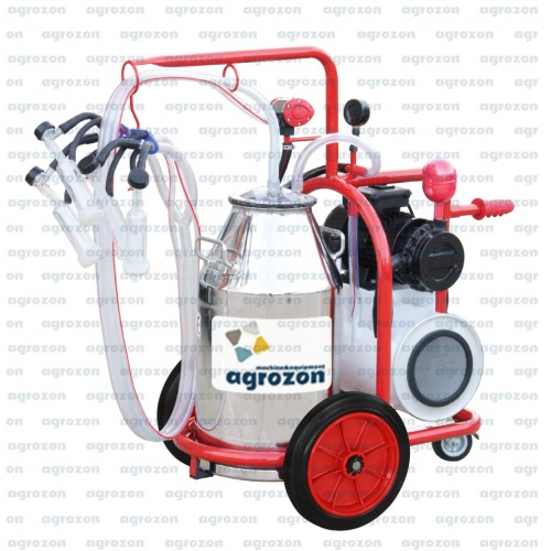 Agrozon Sağım makinası (Keçi Sağım Makinası)