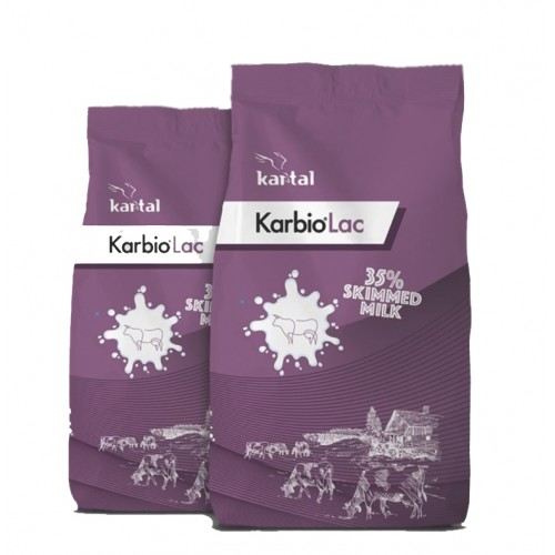 KarbioLac Buzağı Maması (23 Protein) 25 Kg