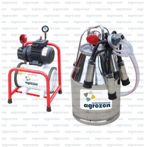 Agrozon Sağım Makinası (Sabit Model)