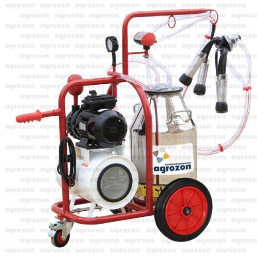 Agrozon Sağım Makinası (ÜMOB Model)