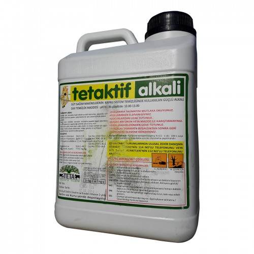 Tetaktif Alkali 5 Kg