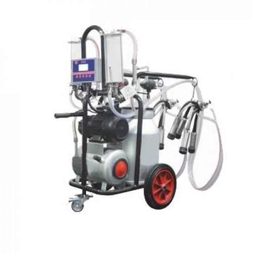 Agrozon Elektronik Süt Ölçerli Sağım Makinası